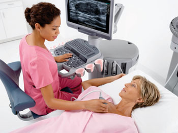 Image: Siemens Healthcare has launched the HELX Evolution, the newest iteration of its Acuson S range of ultrasound imaging systems (Photo courtesy of Siemens Healthcare).