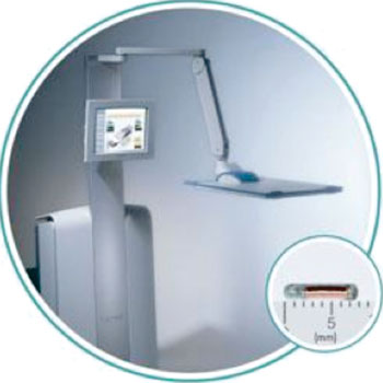 Image: Calyspo - GPS for the body (Photo courtesy of Varian).