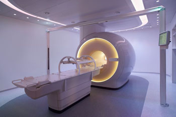 Image: The Philips Ingenia MR-RT imaging platform (Photo courtesy of Royal Philips).